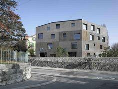 Villa Urbaine de 4 logements, 2b Architectes
