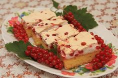 Best Baked Cheesecake Recipe, Cheesecake Recipes, Cherry Topping, Cherry Sauce, Cherry Recipes, Cream Cheese Recipes, Christmas Desserts, I Love Food, Sweet Recipes