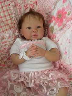 Reborn baby *GRACIE ANN* was Shyann by ALAINA PETERSON   eBay