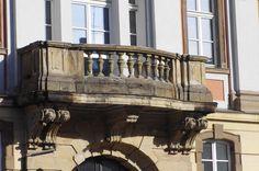 Balkon Lutherplatz
