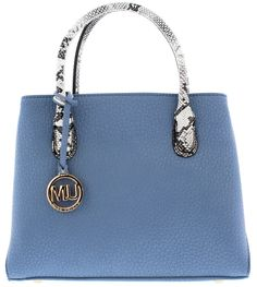 ADONIA BLUE WOMEN'S HANDBAG ONLY $19.88