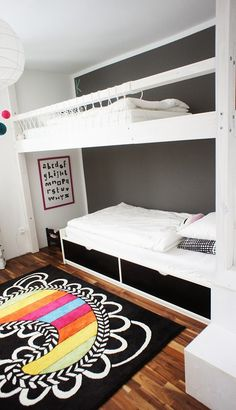 {Interiors} Top 10 coolest kids bunk beds. weave a barrier.