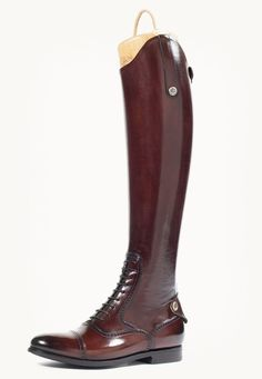 Fasciani-boots- what a stunning colour!