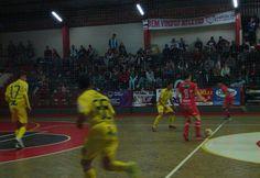 Não houve acordo entre as direções da Associação São Miguel de Esportes e do Clube Esportivo Guarani para utilização do ginásio bugrino como local do confronto com o Arsenal, de Dionísio Cer