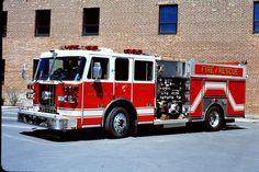 ◆City of Pittston, PA FD Engine 1 ~ 2008 Sutphen Pumper◆