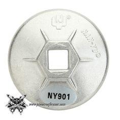 Llave Para Filtro de Aceite Moto Quad Fabricada en Aluminio Diámetro 65mm Para HONDA KAWASAKI YAMAHA - Envío Gratuito a Toda España - 6,53€