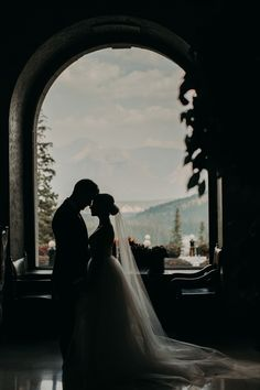 This Fairmont Banff Springs Wedding is Equal Parts Elegant and Epic Views Romantic Wedding Photos, Romantic Places, Wedding Images, Romantic Weddings, Wedding Pictures, Wedding Ideas, Wedding Events, Vintage Weddings, Elegant Wedding