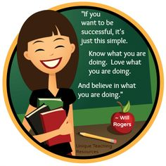 Will Rodgers:  If you want to be successful, it's just this simple. Know what…