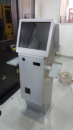 Self-service kiosk Food ordering kiosk Www.applizone.com