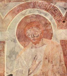 Meister von Müstair 001 - Saint John Abbey, Müstair - Wikipedia