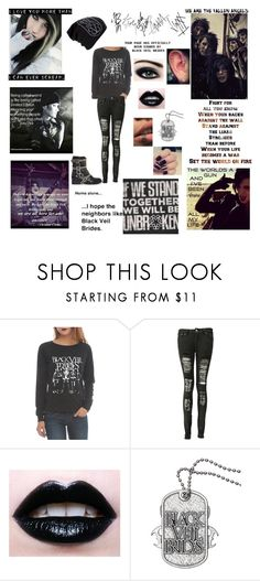 """""""Black Veil Brides"""" by that-insane-chick ❤ liked on Polyvore featuring CO, Boohoo and Jeffrey Campbell"""