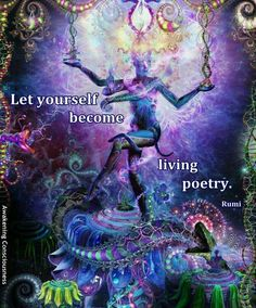Living poetry