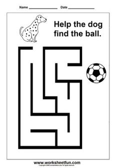 math worksheet : preschool and kindergarten mazes  printable worksheets  : Maze Worksheets For Kindergarten