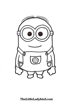Pretty Photo of Coloring Pages Minions . Coloring Pages Minions Free Dave The Minion Coloring Page Thelittleladybird Minion Drawing, Minion Art, Cute Minions, Minions Minions, Evil Minions, Minion Photos, Funny Minion Pictures, Funny Pics, Funny Minion Videos
