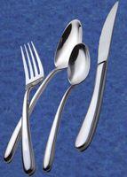 1014 gesmeed rvs bestekset 24 stks/bestek set van restaurant of hotel/diner mes, vork, lepel/servies