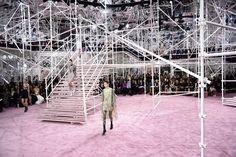 Le défilé Dior haute couture printemps-été 2015