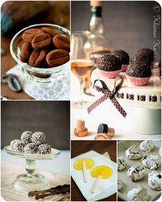Geschenke aus der Küche (Pralinen und Konfekt)