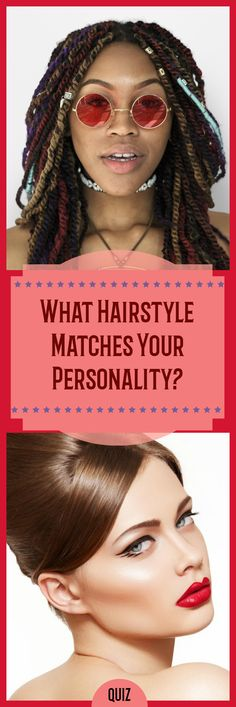 Throw your hair up in a messy bun for this quiz! We don't want you to be distracted by your locks. Instead we want to focus on the way you think. It will surely tell us the hairstyle you should get next time you're in the chair! - May 25 2019 at Fancy Hairstyles, Wedding Hairstyles, Blonde Hairstyles, Style Hairstyle, Natural Hair Care, Natural Hair Styles, Medium Hair Styles, Curly Hair Styles, African American Hairstyles