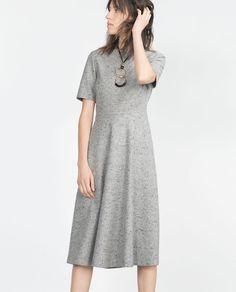 Zara kışlık elbise modelleri 2015 - http://www.modelleri.mobi/zara-kislik-elbise-modelleri-2015/