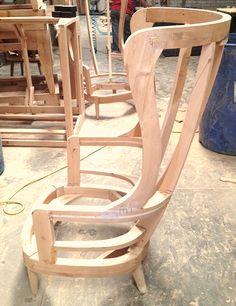chair frames for upholstery - Поиск в Google