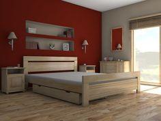 Postel Amor cm s roštem - masiv cm Bunk Beds, Furniture, Home Decor, Amor, Decoration Home, Loft Beds, Room Decor, Home Furnishings, Home Interior Design