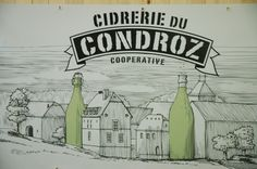 Ciderie du Condroz - Cider distillery of the Condroz region of Belgium, last artisan cider distillery of Belgium. To discover when traveling to Condroz Region, in proximity of Dinant, Rochefort, Leignon, Ciney, or Chevetogne. B&B Grange d'Ychippe http://www.lagiterie-ychippe.be