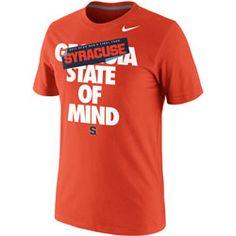 Syracuse Orange Nike 2013 NCAA Basketball Final Four Bound State of Mind T-Shirt -Navy  http://www.fansedge.com/Syracuse-Orange-Nike-2013-NCAA-Basketball-Final-Four-Bound-State-of-Mind-T-Shirt--Navy-_-1040286123_PD.html?social=pinterest_pfid59-00389