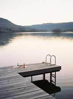 Looking for the perfect place to take a midnight swim on midsummer eve - this might be the place #midsummer #monroeworld