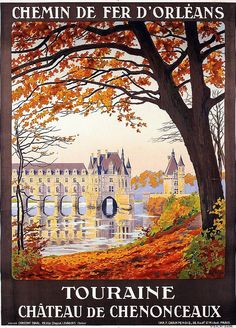 Buy online, view images and see past prices for Nice Original French Travel Poster CONSTANT DUVAL. Invaluable is the world's largest marketplace for art, antiques, and collectibles. Vintage Advertisements, Vintage Ads, French Vintage, Illustrations, Illustration Art, Paris France Travel, Tourism Poster, Advertising Poster, Travel Posters