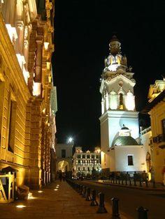 Ah García Moreno/Centro Histórico/Quito-Ecuador