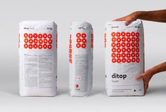 Ditop Cement on Packaging of the World - Creative Package Design Gallery