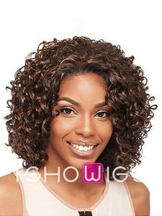 Cheap But Good 12Inch Curly Synthetic Afro Wig http://www.ishowigs.com/cheap-but-good-12inch-curly-synthetic-afro-wig-aa40345.html