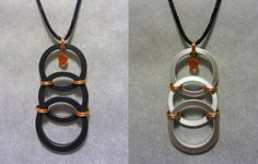3-Rings pendant(s) by StoneLeaf, via Flickr