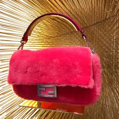 My Bags, Purses And Bags, Baggage Claim, Fendi Bags, Pink Love, Luxury Bags, Fashion Bags, Fashion Forward, Girly