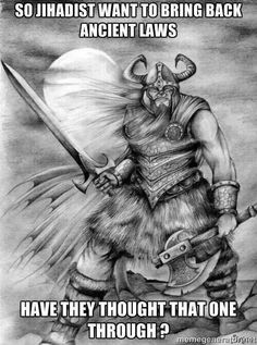 My Viking ancestors' ancient laws gave women more equal rights than virtually any civilization prior to the 19th century.