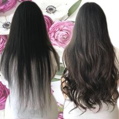 Let's start our Monday beautiful and fantastic with this gorgeous transformation by our one and only . Look at that before and after! Truly amazing at how natural and healthy the final outcome is 😍😍😍. Half Up Half Down, Happy Monday, Beauty Routines, Ponytail, Hair Extensions, Wedding Hairstyles, Your Hair, Braids, Hair Color