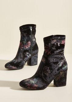 Velvet Refresh Sock Boot