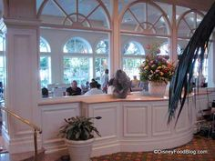 Guest Review: Afternoon Tea at Disney's Grand Floridian Resort | the disney food blog.  One of the best places for tea!