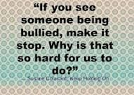 stop bullying quotes - Google Search Stop Bullying Quotes, Stop Bullying Now, Anti Bullying, Bullying Facts, Bullying Activities, No More Drama, Workplace Bullying, Make It Stop, Was Ist Pinterest