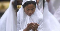 """Kolkata: The West Bengal Chief Minister Mamata Banerjee on Saturday extended her wish to the people on the celebration of Eid. """"Eid Mubarak, """" Banerjee Wrote on her social media.  On the other hand, a strict order has been imposed on the local authorities warned that the stringent Gangsters Act..."""