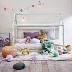 Kids bedroom inspo