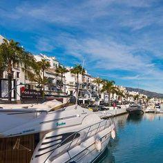 Discover the glamour at #PuertoBanus  Descubre el glamour en Puerto Banús  #AmareMarbella #CostadelSol #Marbella