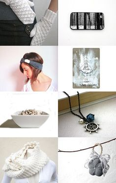 Some pretty Etsy finds to make a winter cozy :) Cozy, Winter, Pretty, Winter Time, Winter Fashion
