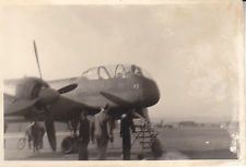 Artikel aufrufen: Foto Luftwaffe Flugzeug  Henkel He 219 V3 auf einen unbekannten Platz 1943/44