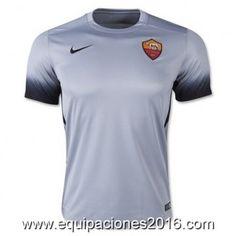 camisetas de futbol AS Roma 2016 tercera equipación €20.99
