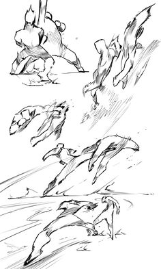 Action Pose Reference, Body Reference Drawing, Animation Reference, Drawing Reference Poses, Drawing Poses, Drawing Tips, Action Poses, Anatomy Reference, Drawing Tutorials