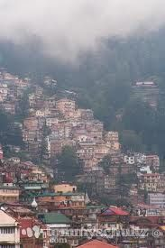 Shimla - one of my favorite places in India