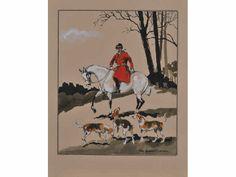 """BENOIST GIRONIERE Yvan. """"Le défaut"""", aquarelle sur carton signée en bas à droite. 35 x 28 cm"""