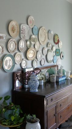 Free and Quick Springtime Decorating Tips!! diywithjenandb.blogspot.com