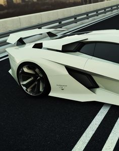 Lamborghini Tutaurus.  Car of the Day: 26 July 2015.